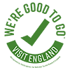 VisitBritain Good To Go Award