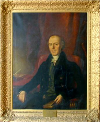 Portrait of Mr. Robert Hichens