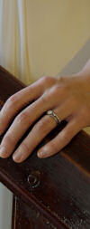 Old Vicarage Wedding Ring
