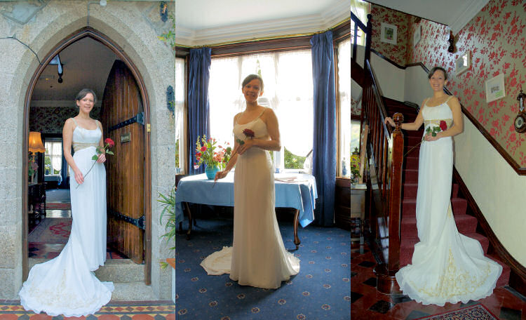 Old Vicarage St Ives Wedding Venue